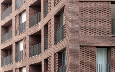 Un air singulier pour du logement collectif