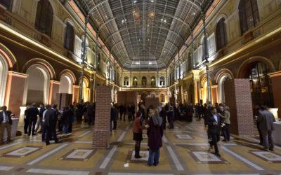 200 invités à l'Ecole des Beaux-Arts de Paris pour fêter les 60 ans du Centre Technique de Matériaux Naturels de Construction